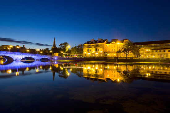 Bedford, UK : Night View