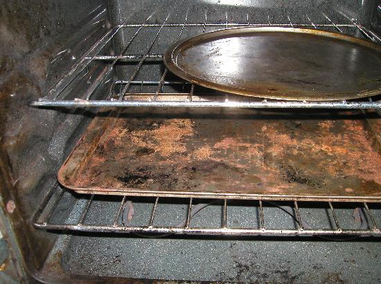 Kai's Bed and Breakfast : oven