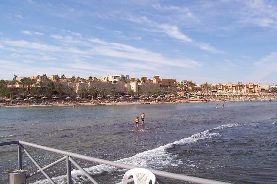 Tamra Beach: il mare di Sharm