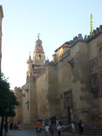 Hostal Almanzor: mezquita