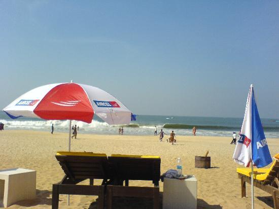 Goveia Holiday Homes: candolim beach
