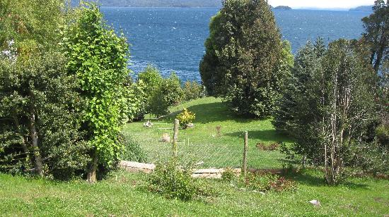 La Sirenuse Lake Resort: Jardines