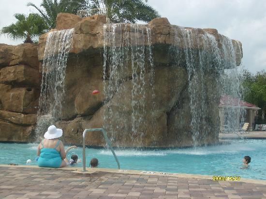 Mystic Dunes Resort & Golf Club: resort lagoon pool