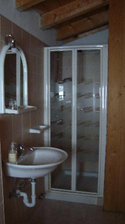 Santa Caterina Valfurva, Italie : il bagno