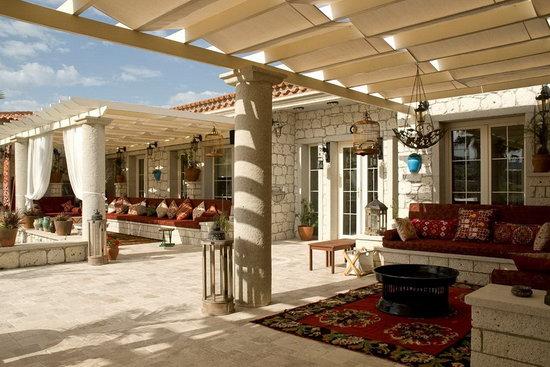 Alacati Beach Resort: Oriental corners