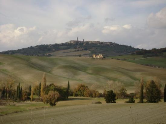 La Foce Val D 39 Orcia Foto Di Pienza Provincia Di Siena