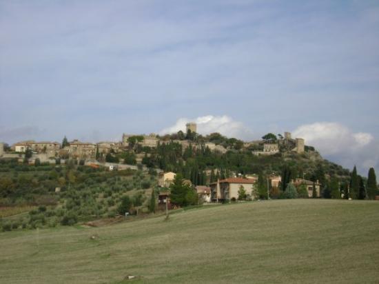 Monticchiello, إيطاليا: Monticchiello