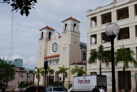 Caguas, Πουέρτο Ρίκο: La catedral.