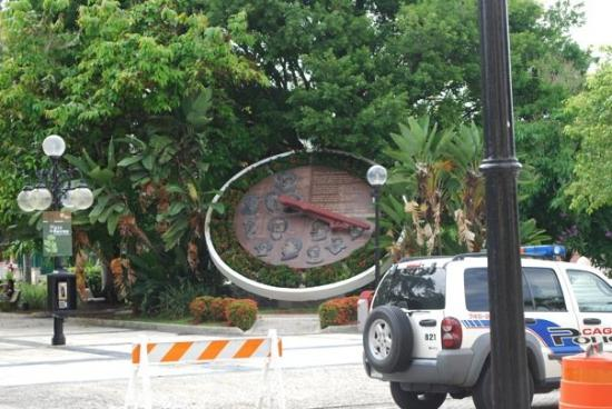 Caguas, Porto Rico : This thing is iconic! It's been there forever!