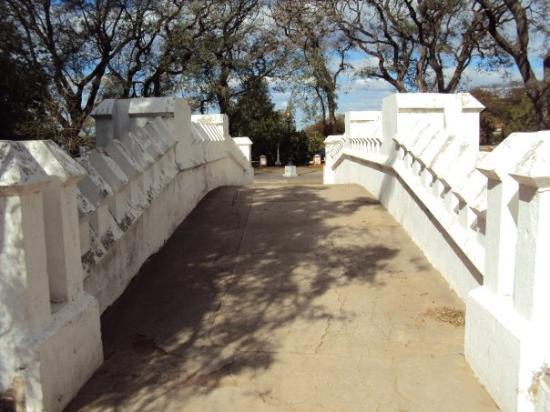 Parana, Argentina: El puente de los suspiros