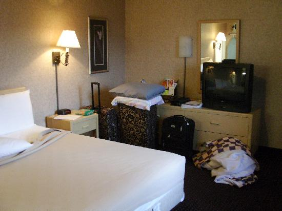 Days Inn East Albuquerque: King room
