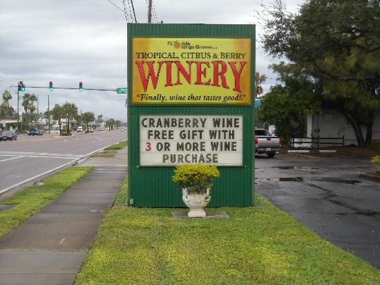 Florida Orange Groves Winery 30 Second Commercial Video