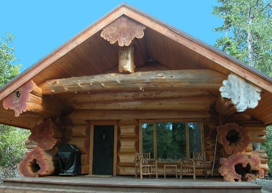 Florencia Bay Hideaway: Copper Cabin