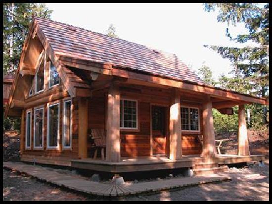 Florencia Bay Hideaway: Halfmoon Cottage