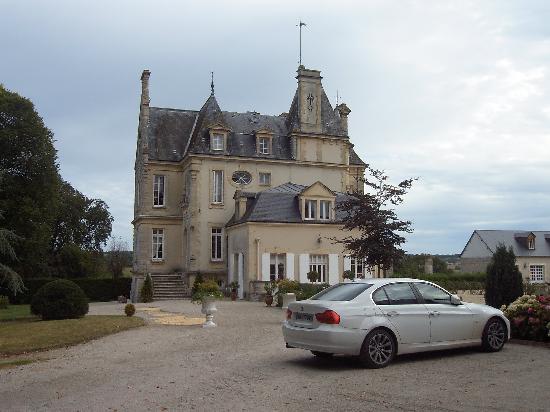 Chateau d'Argouges: entrada 3