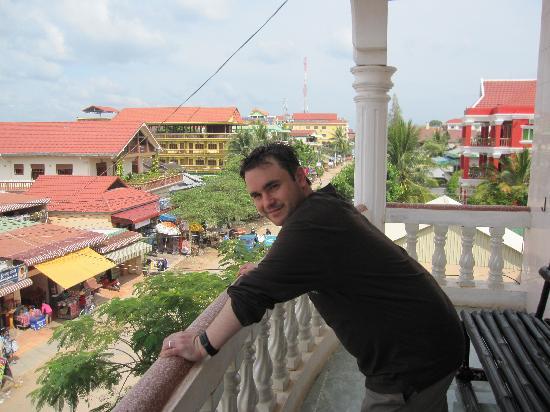 Sala Bai Hotel School: Sala Bai Balcony
