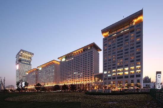 Pangu 7 star hotel beijing picture of pangu 7 star hotel for The best hotel in the world 7 star