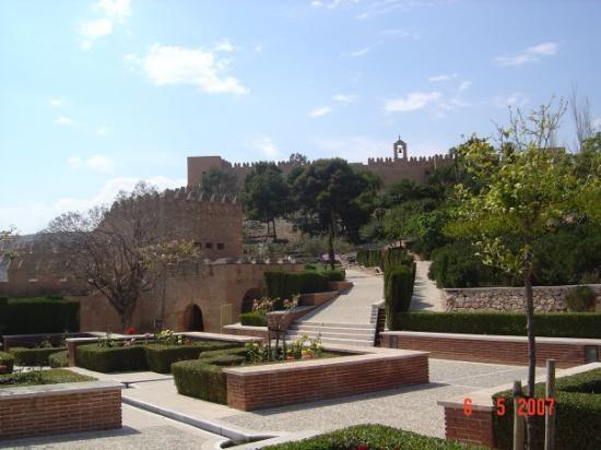 Conjunto Monumental de La Alcazaba: Almeria