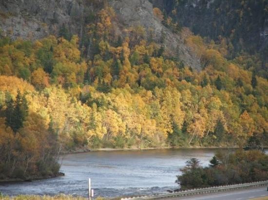 Corner Brook, Canadá: The Humber river