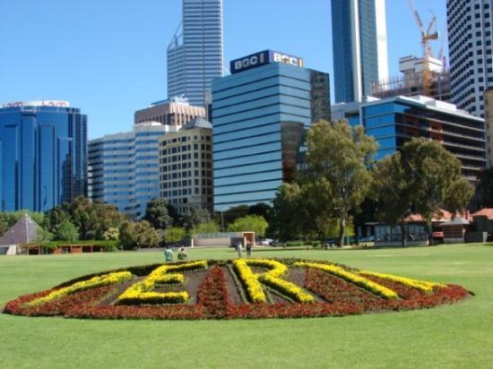 Перт, Австралия: Public park Perth