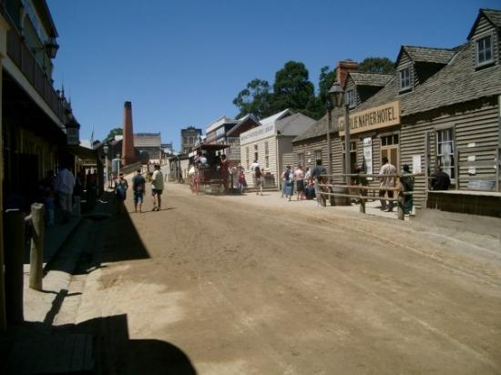 Sovereign Hill-billede