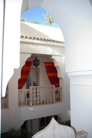 Riad Safa: una delle stanze