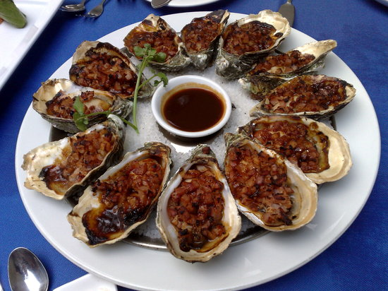 Peter Doyle @ The Quay: Kilpatrick Pacific Oyster