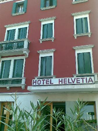 헬베티아 호텔