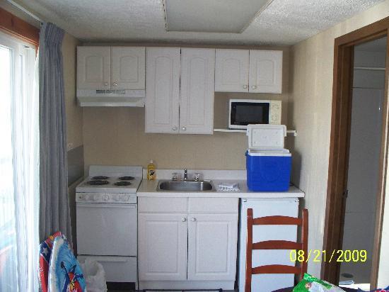 Kebek 2 Motel: cuisinette