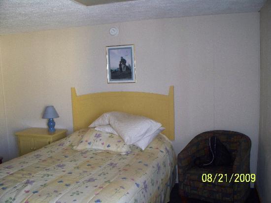 Kebek 2 Motel: lit