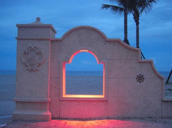 Villa Europa Hotel: Hollywood Beach una joya