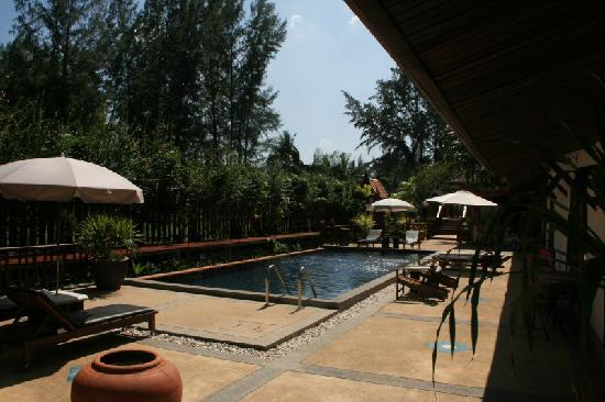 Seapines Villa Liberg: La piscine