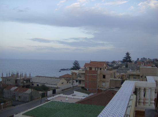 View from rooftop terrace, Dar-Tlidjene