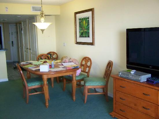 The Resort on Cocoa Beach: Main room