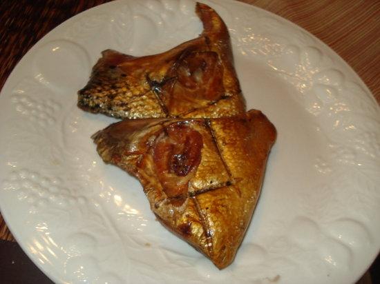 Barnacle Bill's Seafood Market: Salmon Cheeks