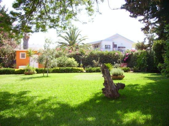 Ville de ilSoleAzzurro.com: giardino