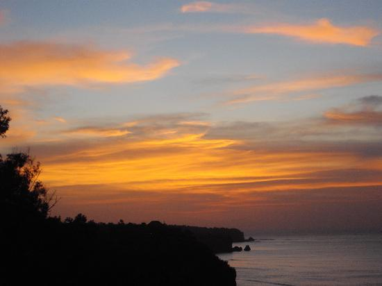 Mick's Place: Our last sunset in beautiful Bali
