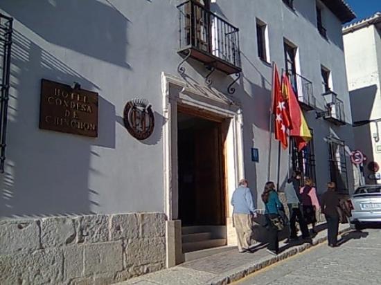 Hotel Nuevo Chinchon Foto