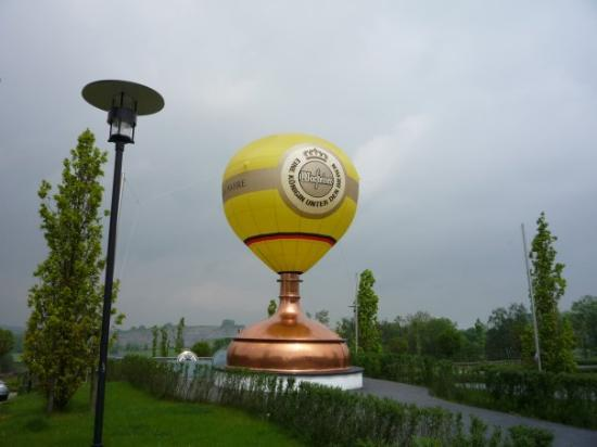 Dortmund, Germany: Trip to Warsteiner Brewery