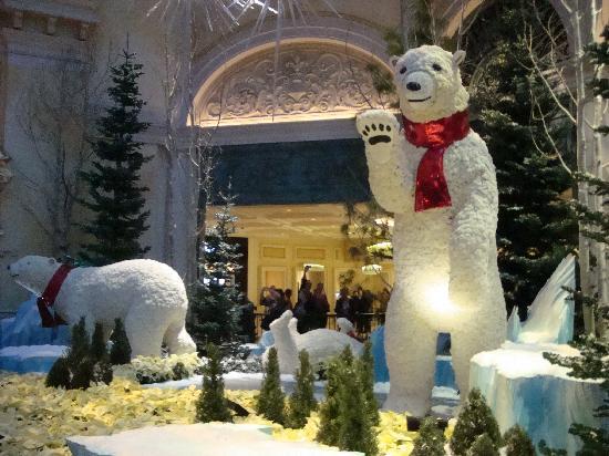 Le Cirque : The Bellagio Christmas