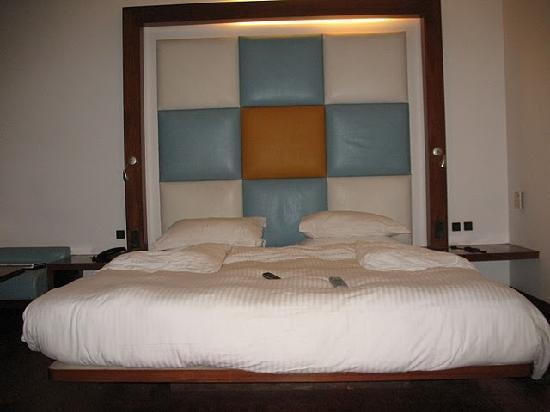 The Promenade: Room view