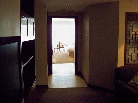 BeiJing Broadcasting Tower Hotel: Livingroom
