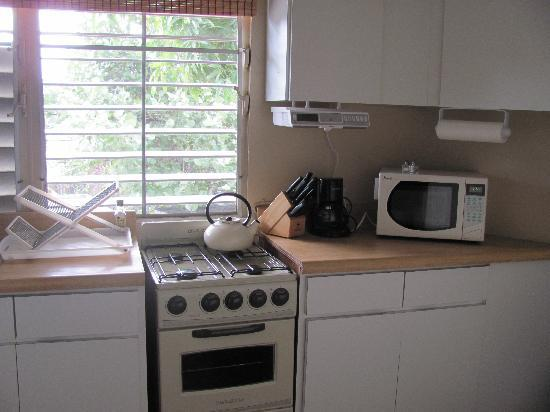 Coqui del Mar Guest House: fully equipped kitchen