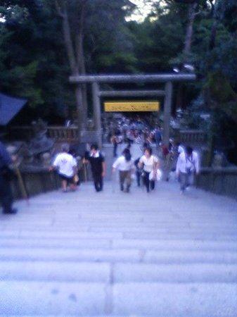 Kotohira-gu Shrine : 琴平神社までの道のり