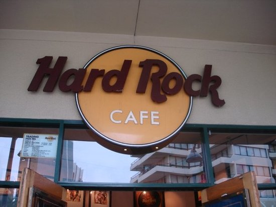 Hard Rock Cafe Bild