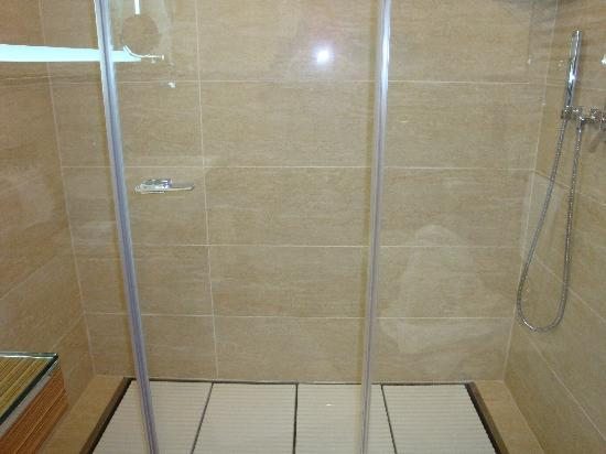 Mini Durchlauferhitzer Dusche : Gemauerte Dusche Ein Traum : Photo ?Die Dusche war ein Traum! Man