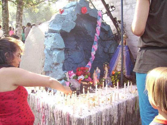 Eldorado, Argentina: Altar secundario