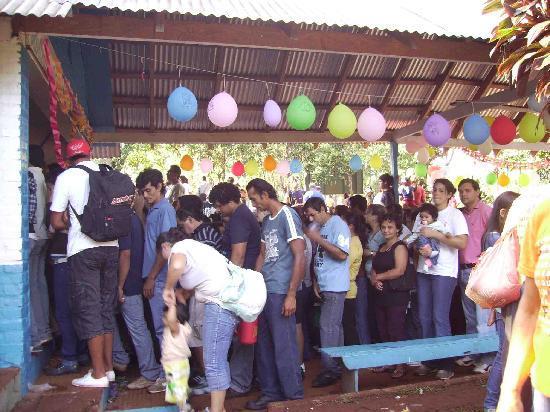 Eldorado, Argentina: Altar Primario