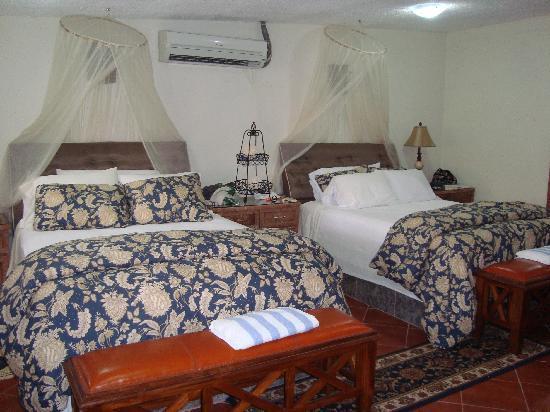Club Arias B&B: Bedroom