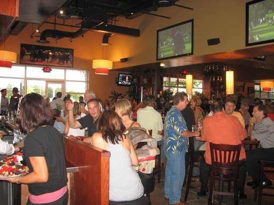 The Grille at Westchase: Fun